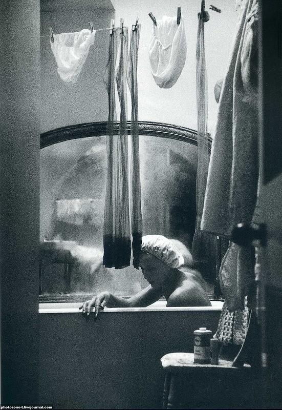 Eve Arnold.